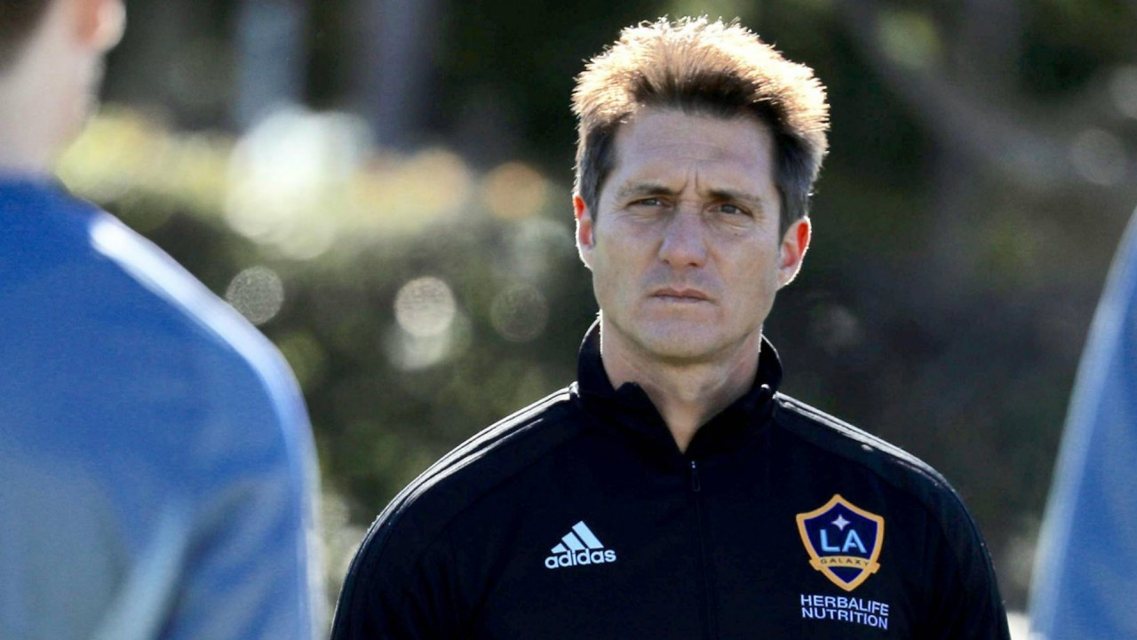 Struggling Galaxy fire Schelotto with club sitting in last place