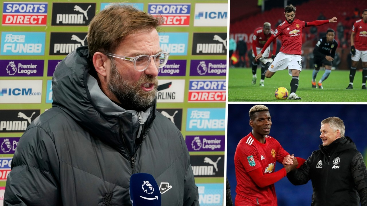 'Hypocrite' Klopp blatantly attempting to influence officials ahead of Liverpool vs Man Utd clash, says former Premier League referee