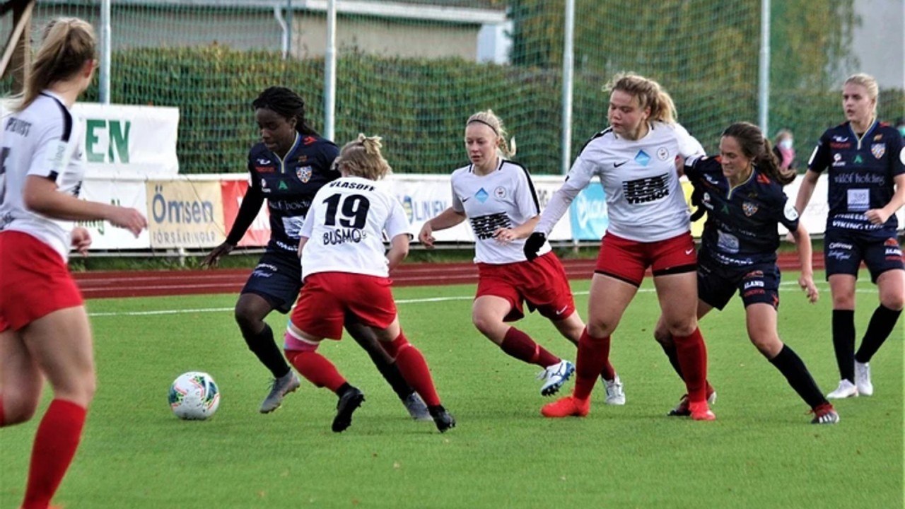 Ode Fulutudilu shines as Aland United end PK-35's Vantaa winless jinx