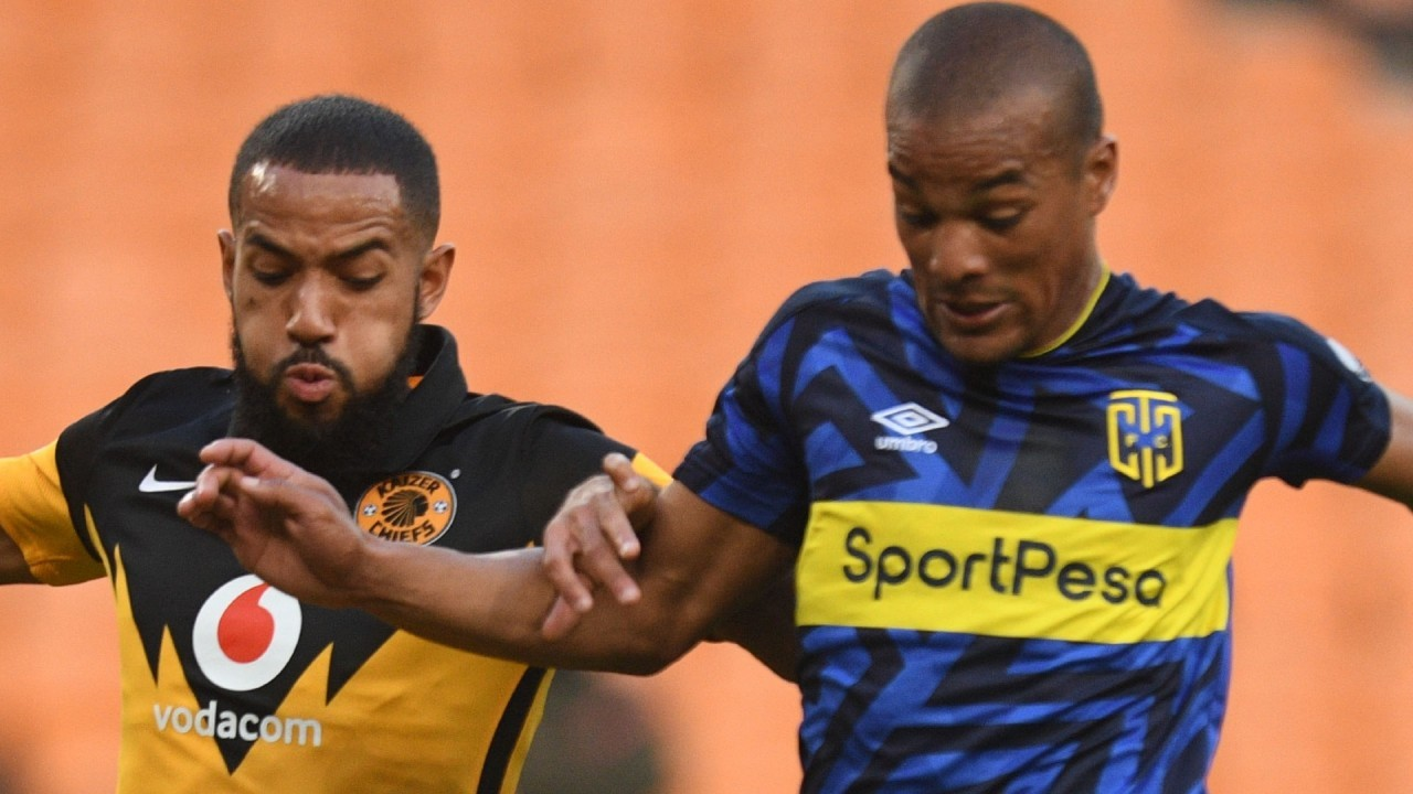 Kaizer Chiefs 1-2 Cape Town City: Citizens dent Amakhosi's top-eight hopes