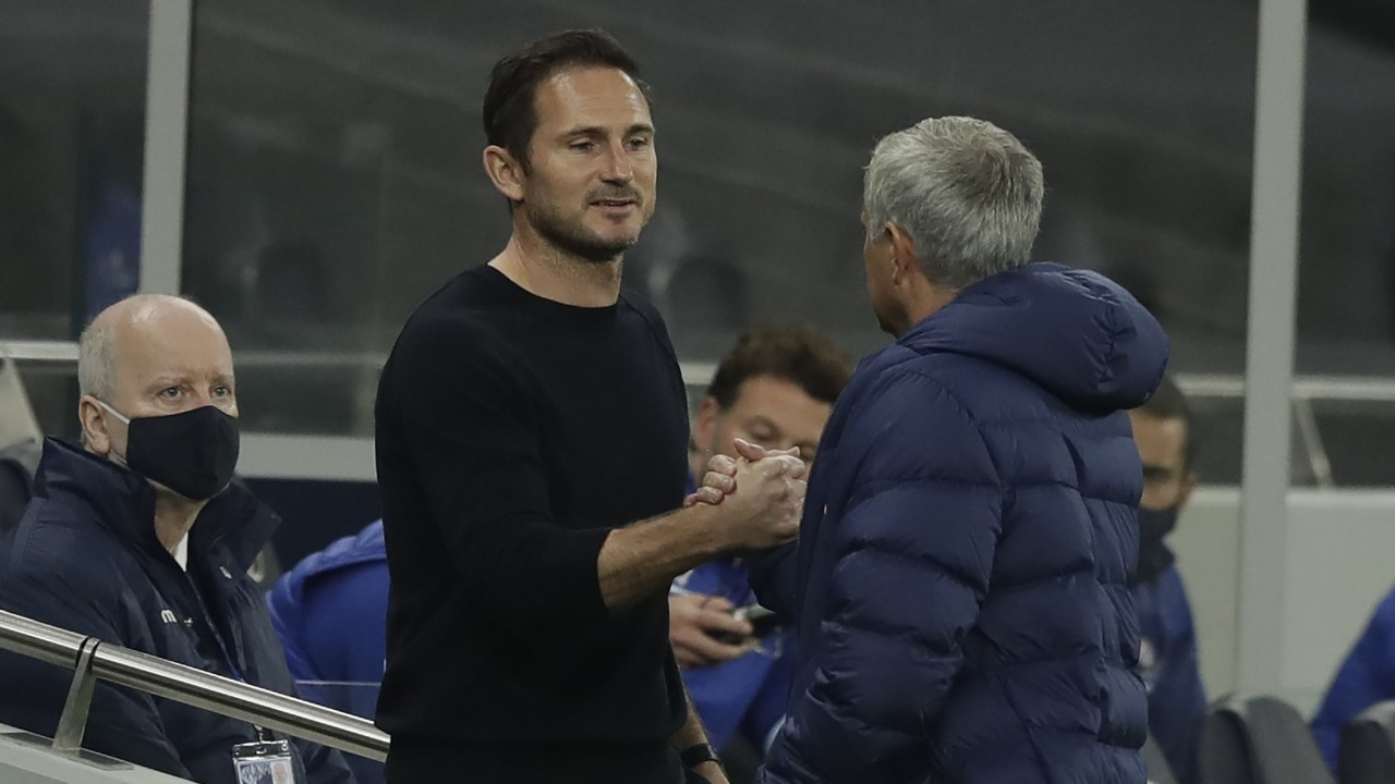 Jose Mourinho 'sad' over Chelsea's decision to sack Frank Lampard