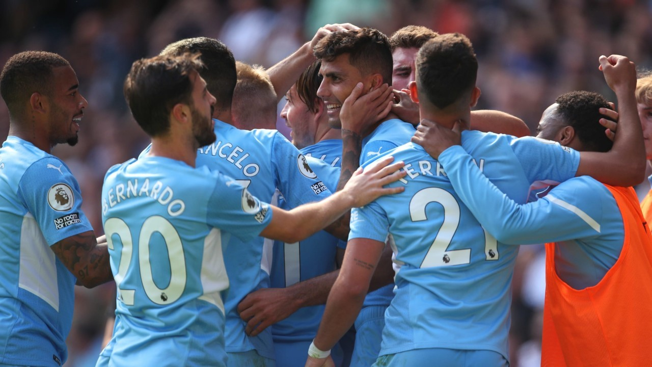 Manchester City predicted lineup vs Leicester - Premier ...