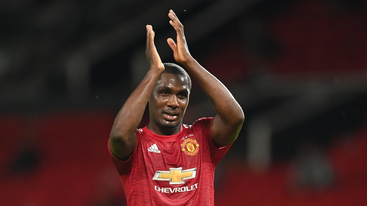 Odion Ighalo pens emotional farewell message to Manchester United