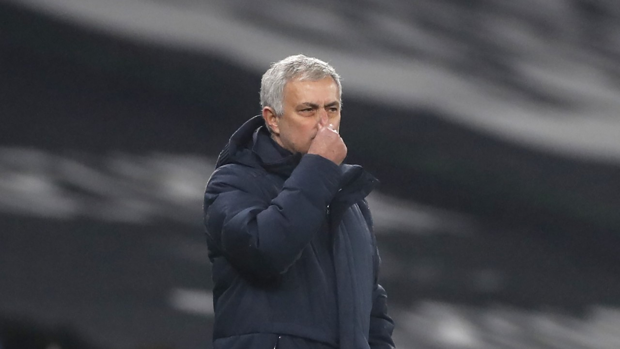 Jose Mourinho disappointed with Tottenham's failure to 'kill off' Fulham